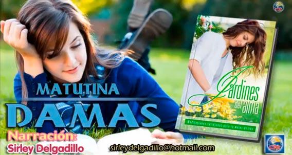 "Matutina para Mujeres ""Jardines del Alma"" Devocional Adventista para Damas 2015"