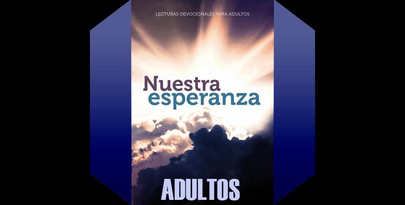Martes 15 de enero – TODAVÍA TRE S VECES TRES – Devocion Matutina Adultos